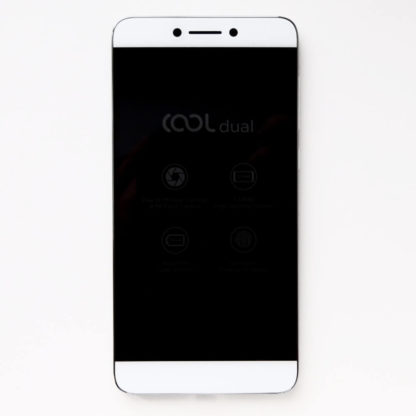 Coolpad Cool Dual [Серебристый]