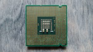 Процессор Intel Core 2 Duo E7600 (2)