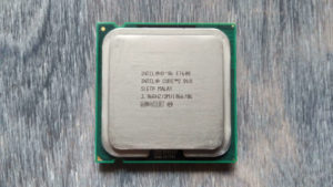 Процессор Intel Core 2 Duo E7600
